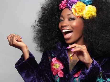 Smile Laugh Black African American Color Woman